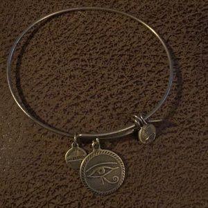 Alex and Ani Eye of Horus Bracelet